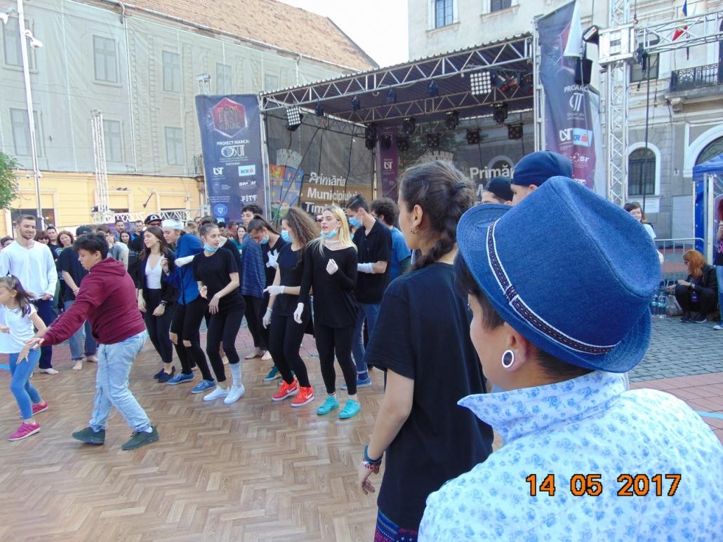 Scrisori dans viziune. International Dance Council – CID UNESCO